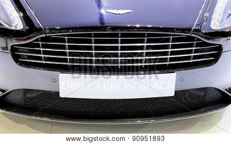 Bumper Of Aston Martin Series Db9 Carbon Black