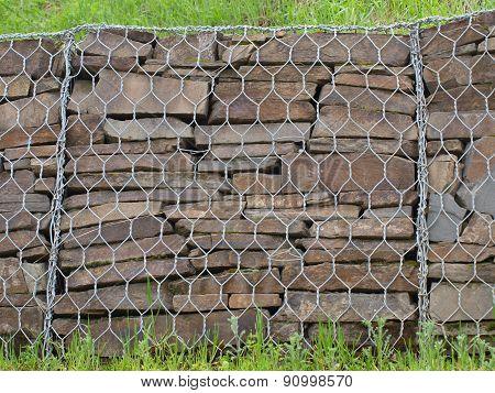 Protection Of Landslip