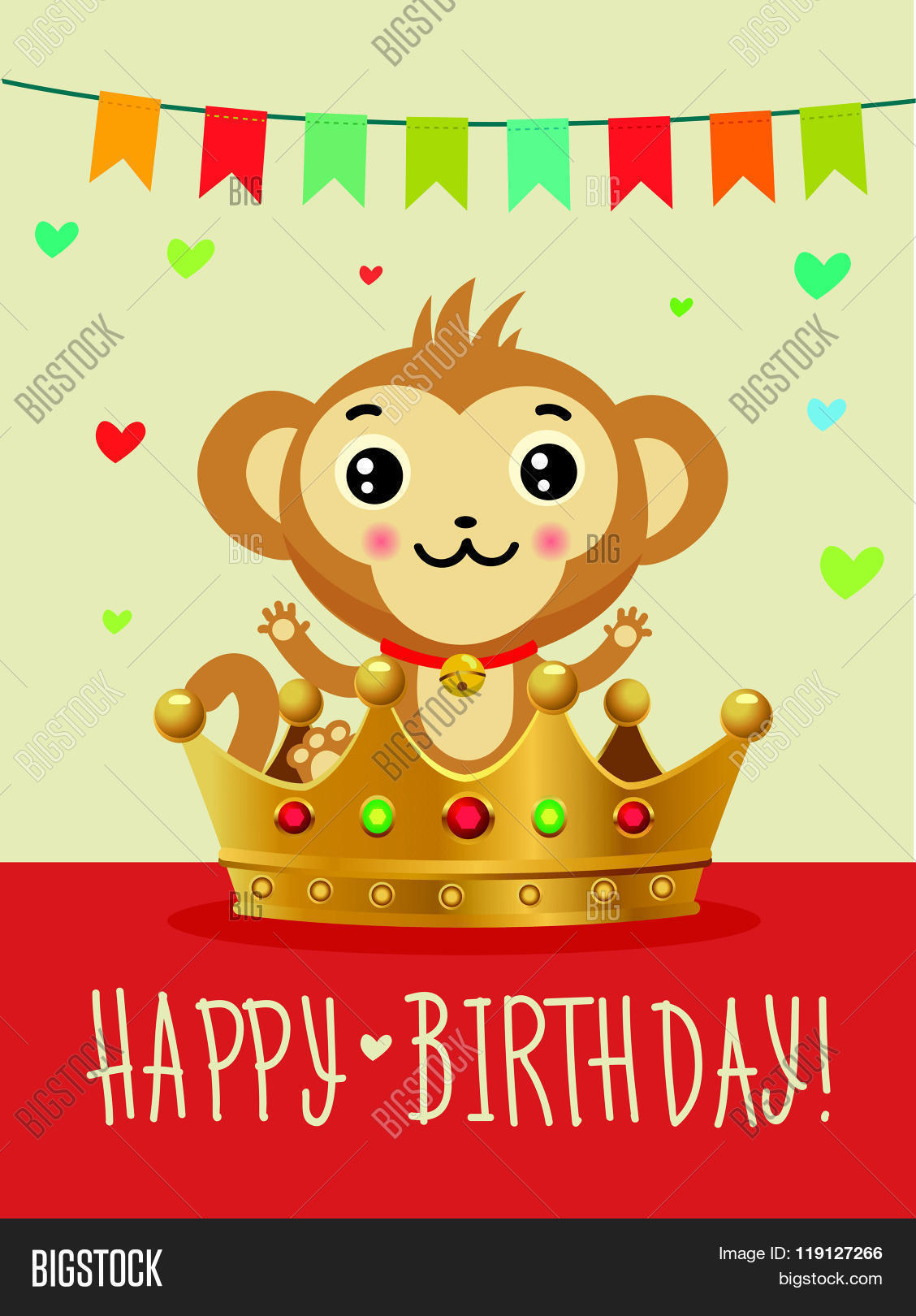 Happy birthday you vector photo free trial bigstock happy birthday to you wish humour friendship greeting card birthday image m4hsunfo