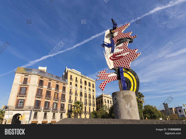 de2d7b86f80 El Cap De Barcelona Image   Photo (Free Trial)