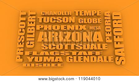 Arizona State Cities List