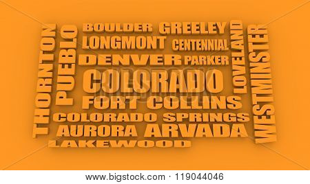 Colorado State Cities List