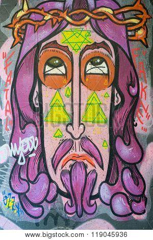 Artfully Graffiti in Barcelona