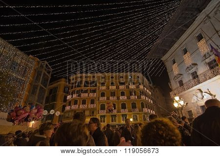 Swedish Lucia Tradition At Plaza Cort
