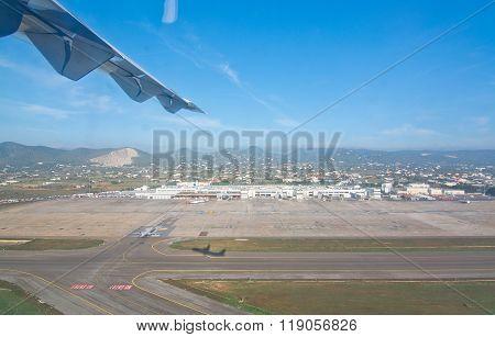 Ibiza Airport Liftoff