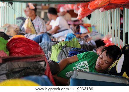 Ferry travel Philippines