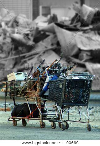 Grunge Shopping