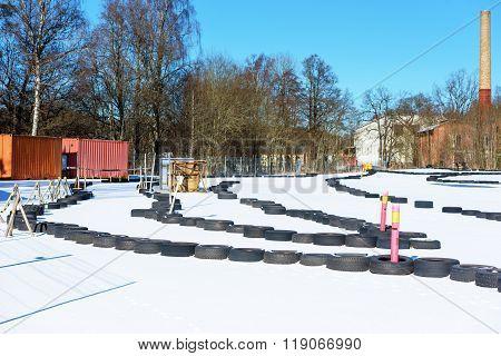 Outdoor Kart Circuit