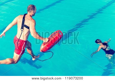 Lifeguard Rescue Course