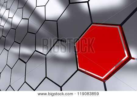 The Red Octagon Spot