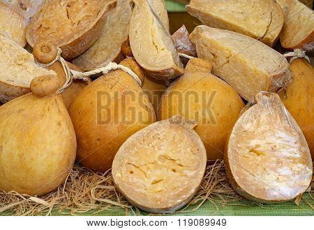 Cheese And Typical Southern Italy In Dairy