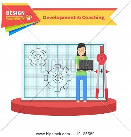 Development and Coaching Woman