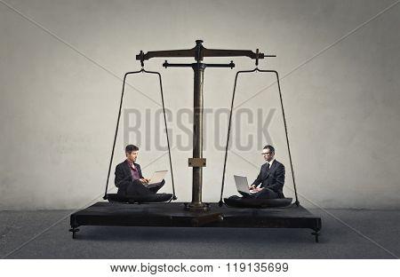 Technological balance
