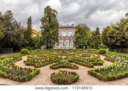 Villa Angiolina And Park - Opatija, Croatia