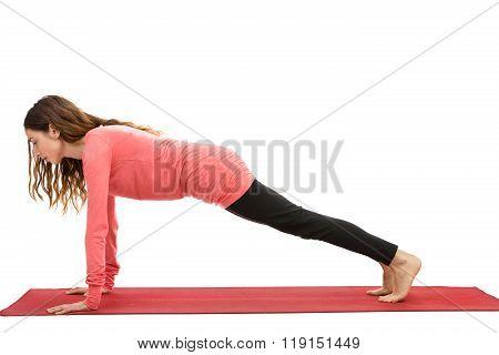 Plank Pose
