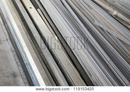 Profiles For Plasterboard