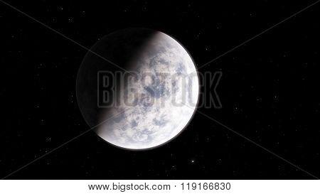 Image of fantastic planet