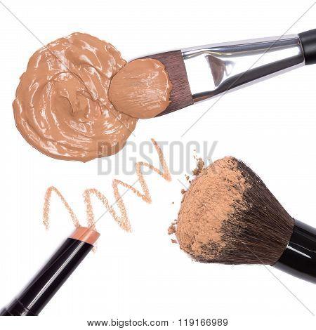 Basic Makeup Products To Create Beautiful Skin Tone