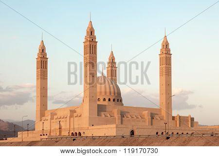 Grand Mosque In Nizwa, Oman
