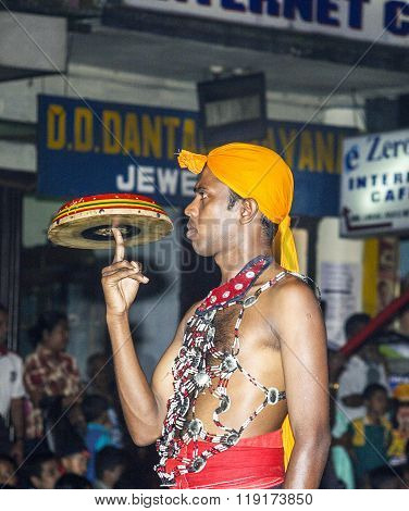 Jigglers Participate The Annual Festival Pera Hera