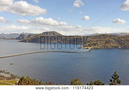 Norway, island Runde