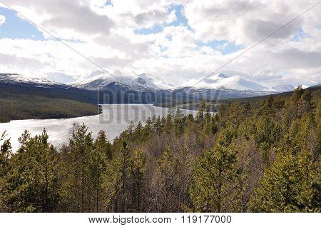 Norway. Norwegian nature