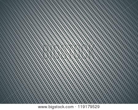 Green White Diagonal Grid Spotlight Abstract