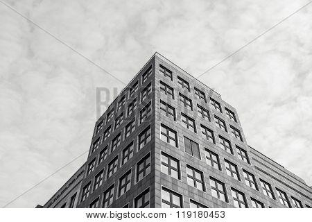 Old Warehouse Loft Building