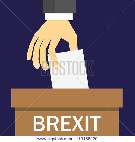 Brexit Ballot Box