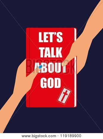 Talk About God Book