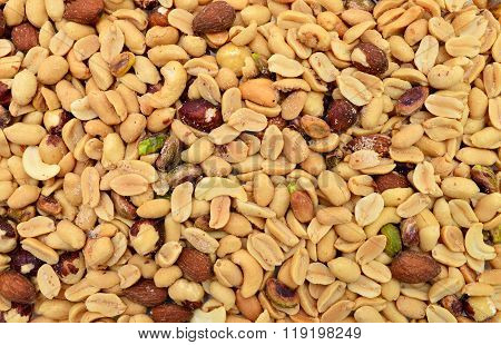 Nuts Seeds Texture