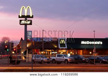 Restaurant McDonald's