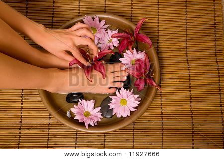 Handcare footcare