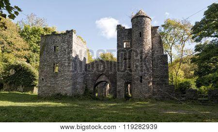 Carrey's Castle.