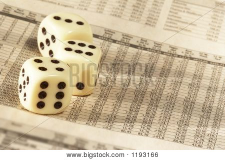 Stock Market And Dice