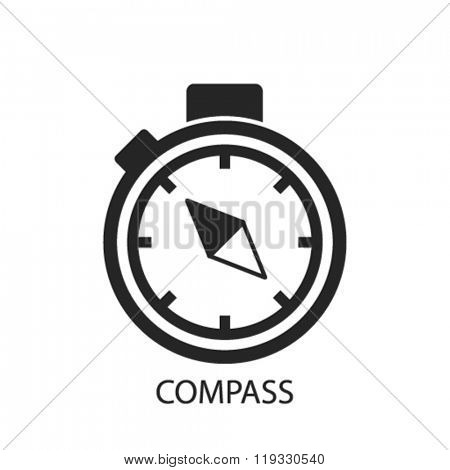 compass icon, compass logo, compass icon vector, compass illustration, compass symbol