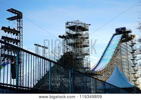 x-Games Oslo Big-jump