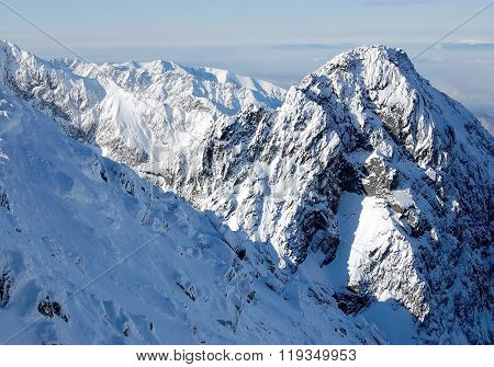 The Mount In Tatras.