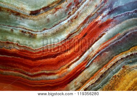 Texture Of Gem Stone Onyx And
