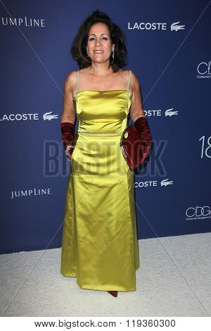 LOS ANGELES - FEB 23:  Isis Mussenden at the 18th Costume Designers Guild Awards at the Beverly Hilton Hotel on February 23, 2016 in Beverly Hills, CA