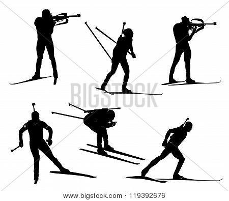 Vector Biathlon Set