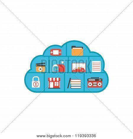 Isolated Cloud Multimedia