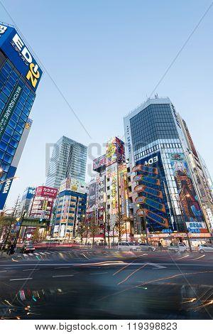 Asakusa District, Tokyo - Japan