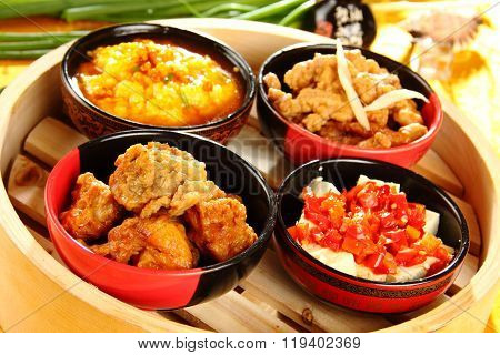 Chinese Delicious Food