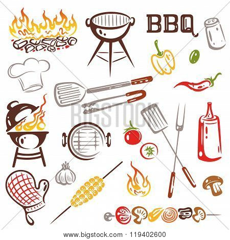 BBQ, barbeque