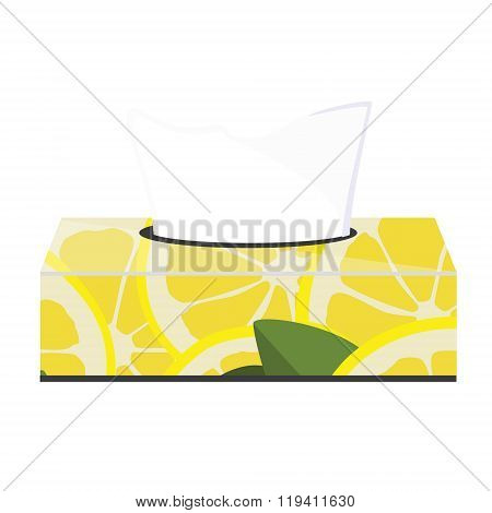 Tissue Box Vector