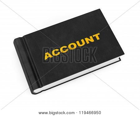 Business Account Book