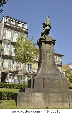 Monument To Guilherme Gomes Fernandes