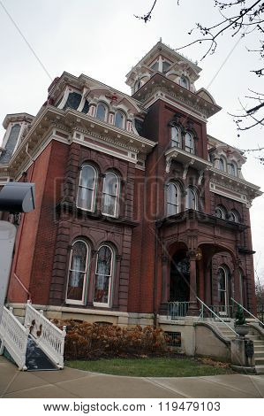 Jacob A. Henry Mansion