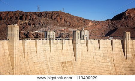 Hoover Dam An Engineering Feat